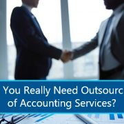 Outsourcing of Accounting Services