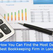 Best Bookkeeping Firm in London